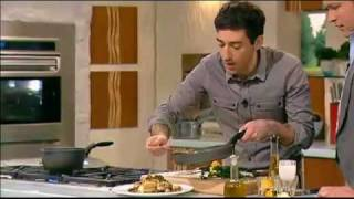 Ben Tish Pan Fried Hake Saturday Kitchen Recipes