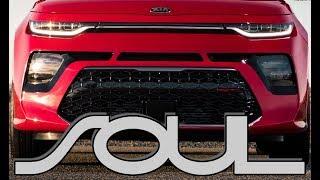 2020 Kia Soul GT-Line Turbo 201 hp – Interior, Exterior and Drive