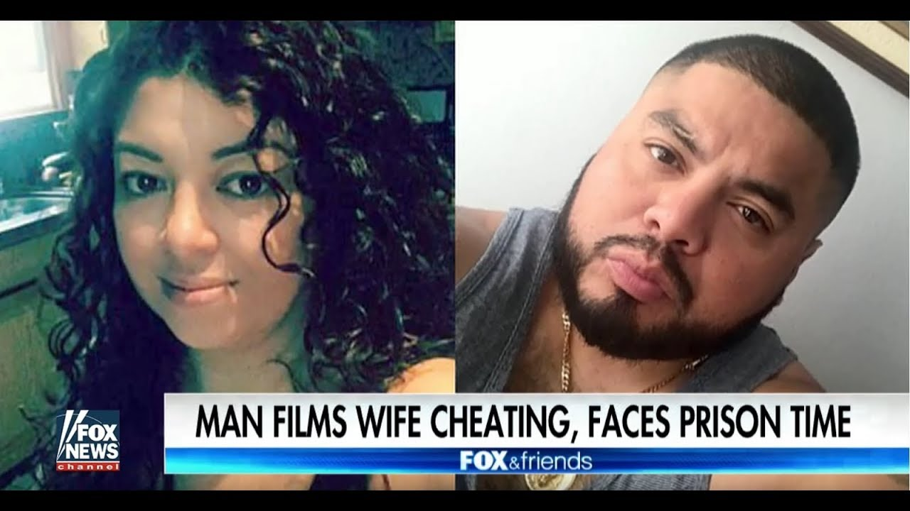 Filming Wife With Another Man