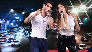 Milett Figueroa y Guty Carrera limaron asperezas con un karaoke