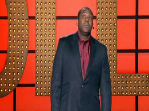 Lenny Henry Live At The Apollo Part 1
