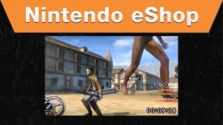 Nintendo eShop - Attack on Titan: Humanity in Chains Full Trailer
