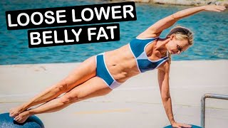 Lower Ab Exercises - 5 Moves to Flatten your Lower Belly