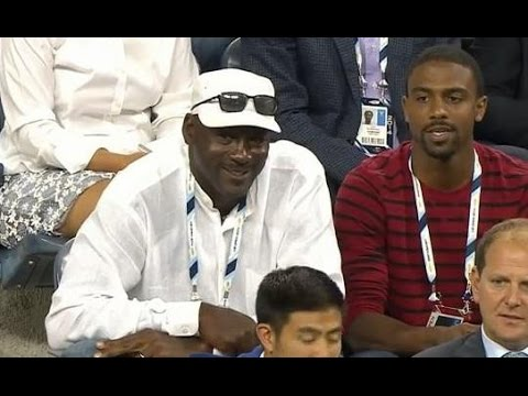Michael Jordan One-on-One Interview at US Open (Full Interview HD)