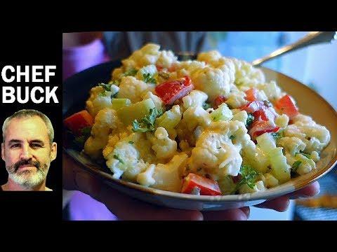 Best Cauliflower Potato Salad Recipe