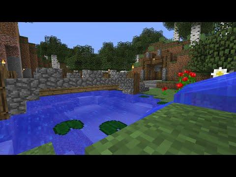 """Minecraft: Realm - #7 """"Vinterträd i öknen"""" (Svenska)"""