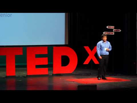 There are others like me, yearning to speak | Dennis Yeh | TEDxYouth@Conejo