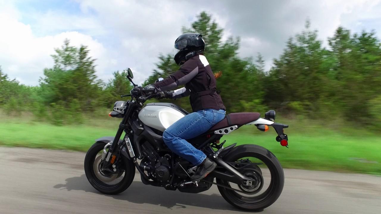 Yamaha XSR900 Road Test