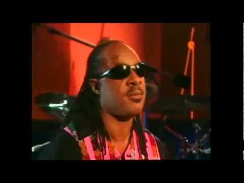 Stevie Wonder -  Recording Pastime Paradise