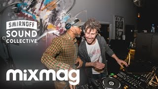 JOSH WINK & KING BRITT's Ovum reunion in The Lab Philly at CODA