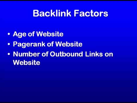 SEO Education 101 What Makes a Great Backlink