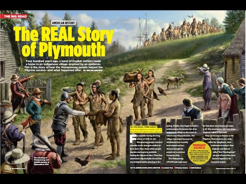 JS:  The REAL Story of Plymouth