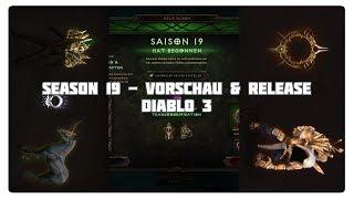 Diablo 3: Vorschau auf die Season 19 (Release, Patch Notes, Sets)