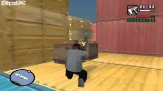 Прохождение Grand Theft Auto: San Andreas На 100% - Миссия 55 - Миссия Да Нанг Танг