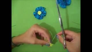 36 flor realizada en listn 2 lily ocampo bordados mexicanos
