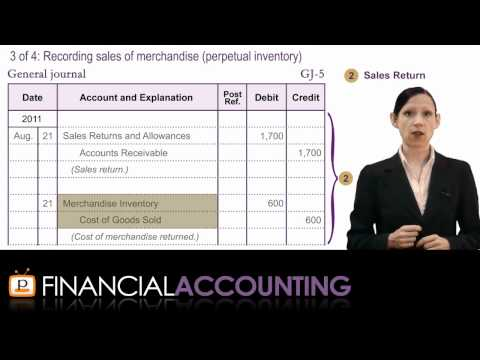 Financial Accounting - Chapter 5: Accounting for merchandising operations