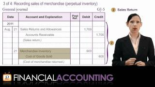Financial Accounting - Chapter 5: Accounting for merchandising operations(, 2010-08-19T00:46:59.000Z)