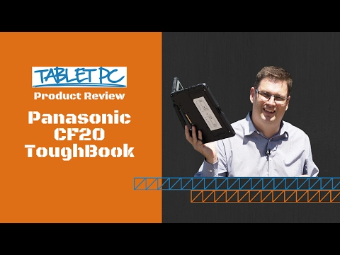 Product Review: Panasonic CF20 ToughBook