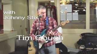 """Peter Gabriel's """"Waiting for the Big One"""" - cover by Tim Gough"""