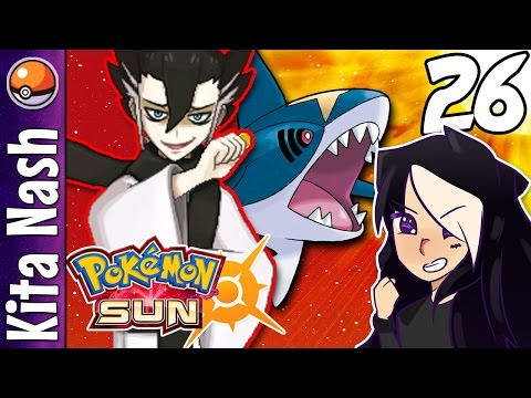 Pokemon Sun & Moon Gameplay PART 26: HEADING TO PO TOWN |Let's Play Walkthrough [3DS]