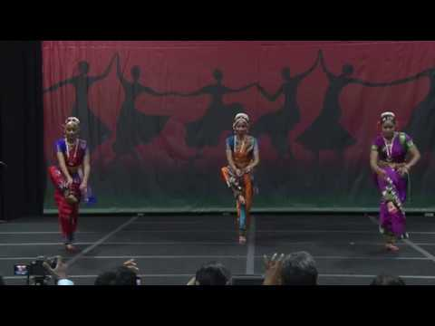 South Indian Classical Dance  Kuchipudi - at Travel & Adventure Show - Jan 15