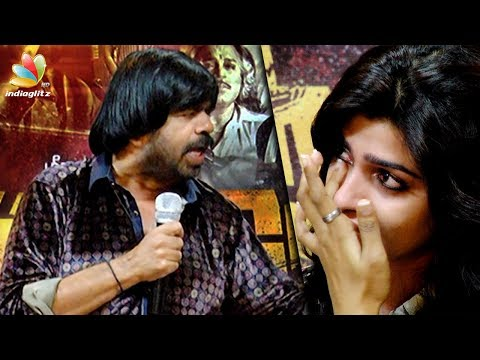 Learn to give respect first : T Rajendar to Dhansika | Controversy Speech, Vizhithiru Press Meet