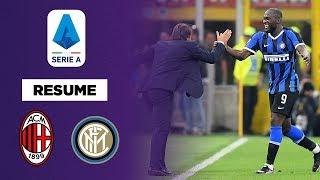 Serie A : L'Inter Milan roi du derby de la Madonnina !