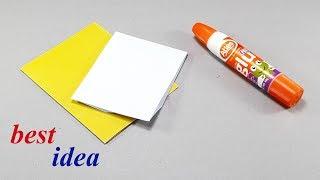 Best craft idea | Easy craft | DIY arts and crafts | DIY kids crafts | color paper crafts