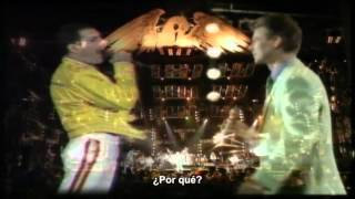 Queen & David Bowie - Under Pressure (Subtitulado)