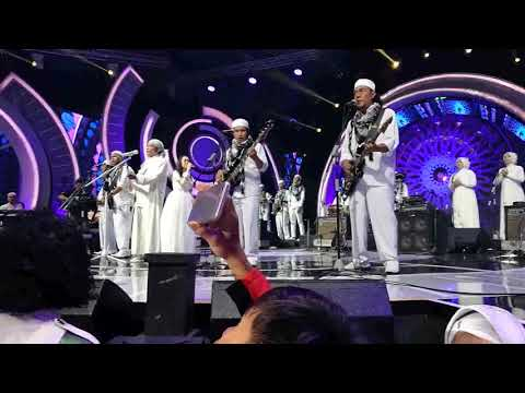 LAGU SHOLAWAT BADAR RHOMA IRAMA; live indosiar 1 sept 2017