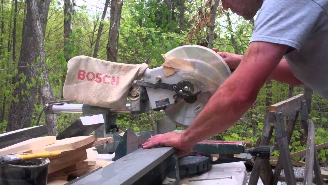 How To Install Wood Siding Youtube