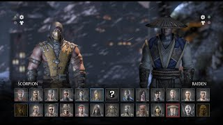 Mortal Kombat X MULTIPLAYER 2 Jugadores MK Ps4 PC Ps3 Xbox 360 One