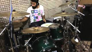 Avenged Sevenfold Nightmare Drum Cover