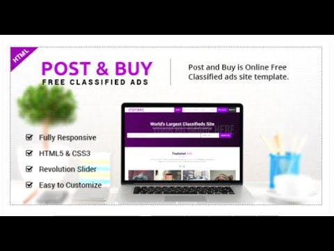 Post and buy classified ads html template themeforest download post and buy classified ads html template themeforest download maxwellsz