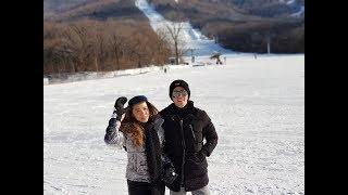 Ski trip to Club Med Beidahu