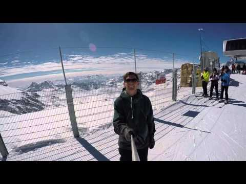 Zermatt, Italian/Swiss border