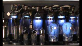 1000W Tube Amplifier Interference Pattern of the MV-Rectifiers