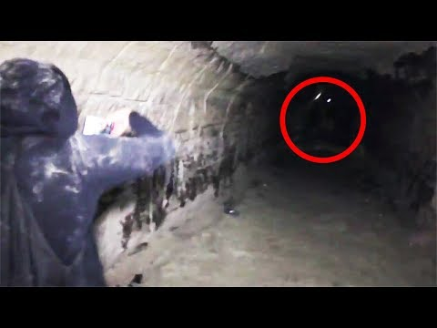5 Scary Things Caught On Camera In Tunnels - Creepy video - Fanpop