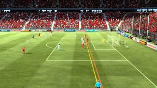 Fifa 12 Gameplay Hun HD