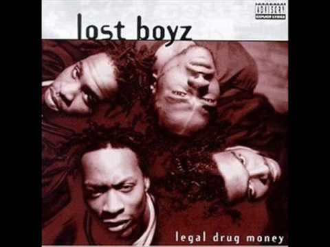 Lost Boyz : 1, 2, 3, Thousand Problems (LYRICS)
