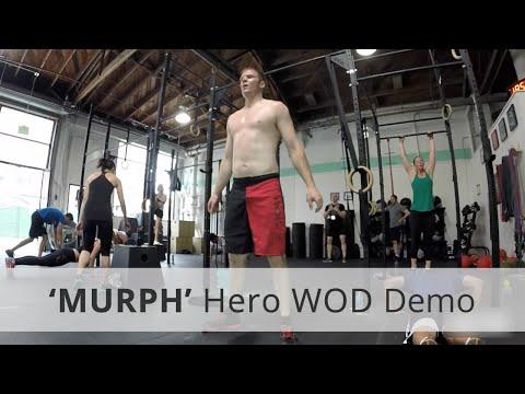 100 CrossFit Hero WODs to test