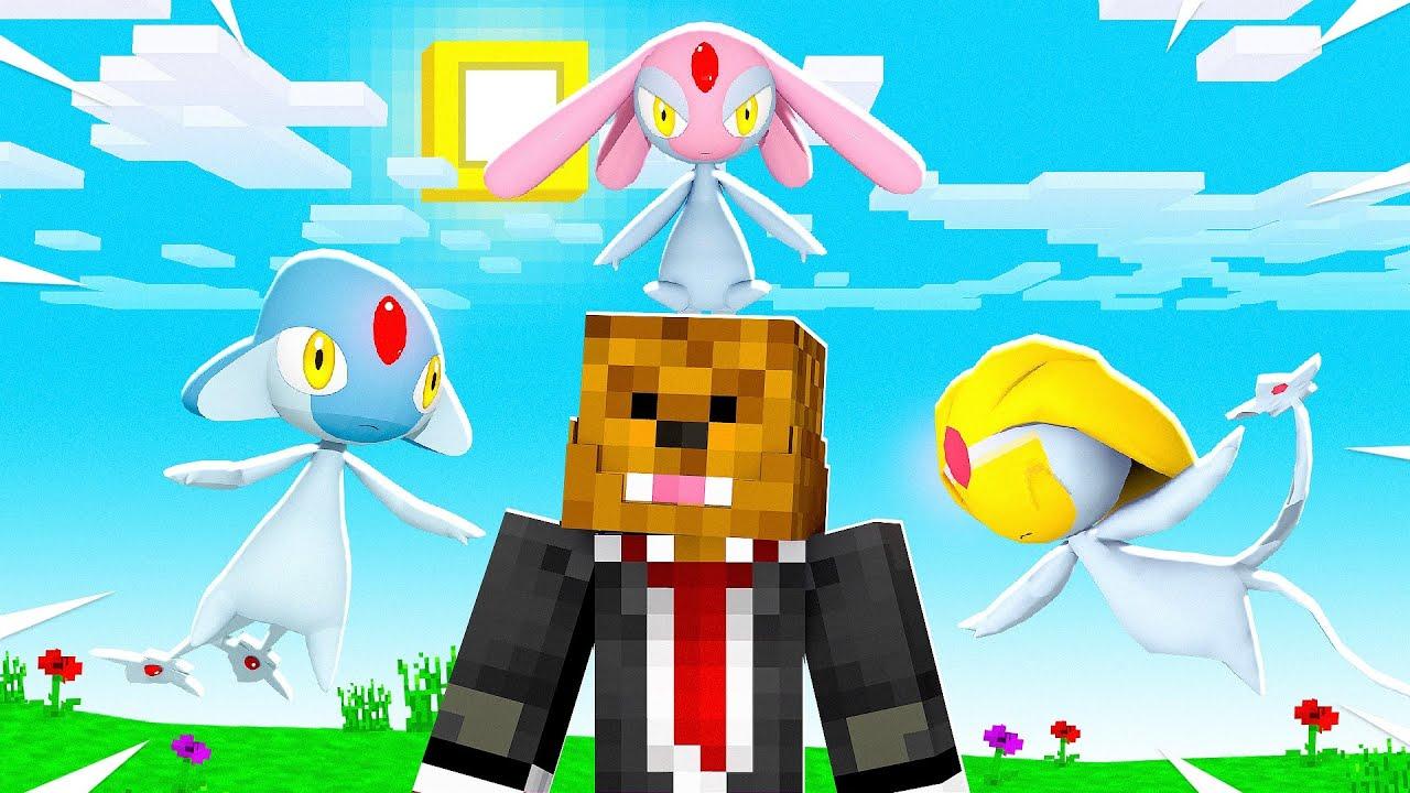 Minecraft OP Indigo Pixelmon - The Legendary Bird TRIO #7 | JeromeASF