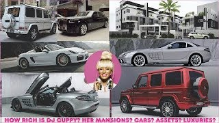 how rich is DJ Cuppy  All her Mansions Cars Companies Luxuries amp Assets