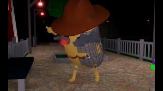 Mr. P Dancing