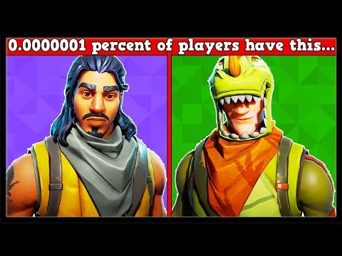 10 SKINS That Are BECOMING RARE! (No One Has These Skins!) | Fortnite Battle Royale!