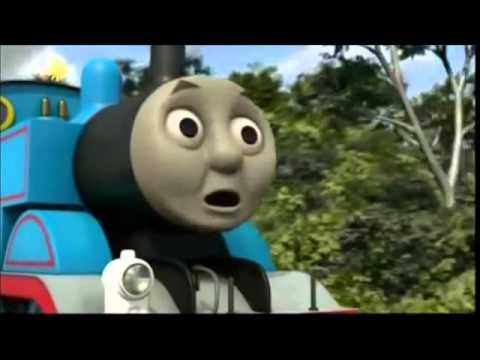 train guy thomas homer simpson rubbish