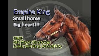 2005 4TH MAYOR BINAY CUP empire king on west bound