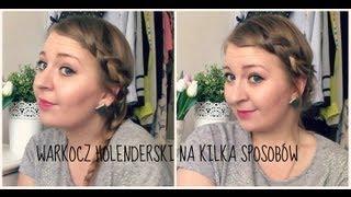 Jak zrobić warkocz holenderski. Kilka propozycji fryzury