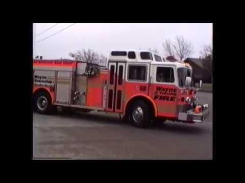 Wayne Twp. Fire Dept. Walk Thru 1992