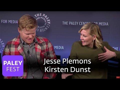 Fargo  Jesse Plemons & Kirsten Dunst
